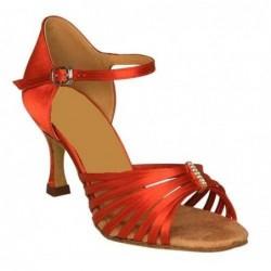 Amelie : Chaussures doré et argenté