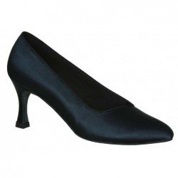 Sofia : Ce modèle de chaussures de danse avec les brides croisé