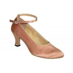 Alicia : Les chaussures de danse en noir