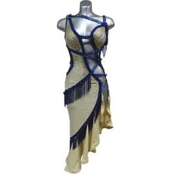 robe de danse latine :...