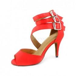 Syrine : Sandale de salsa