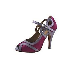 Chloe : Chaussures de danse équipé de brides croisées